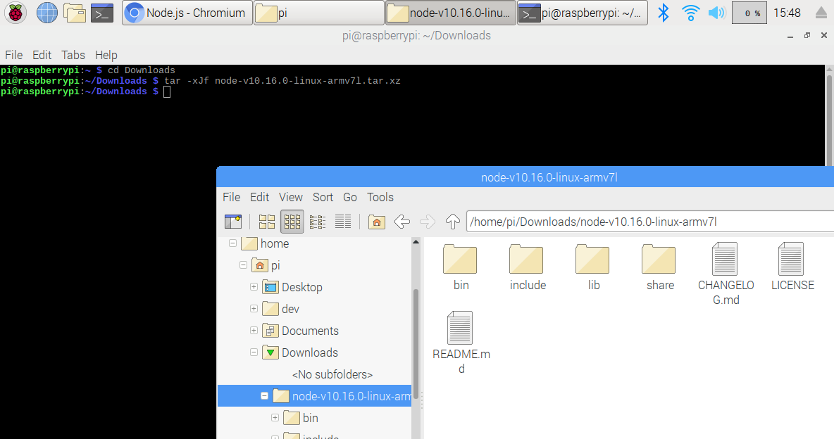 Update Chromium Raspberry Pi